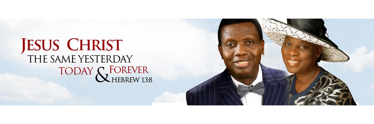 Pastor and Pastor (Mrs.) E. A. Adeboye
