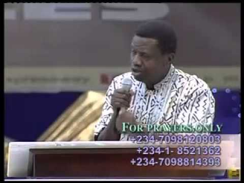Praying for Amazing Miracles By Pastor EA Adeboye