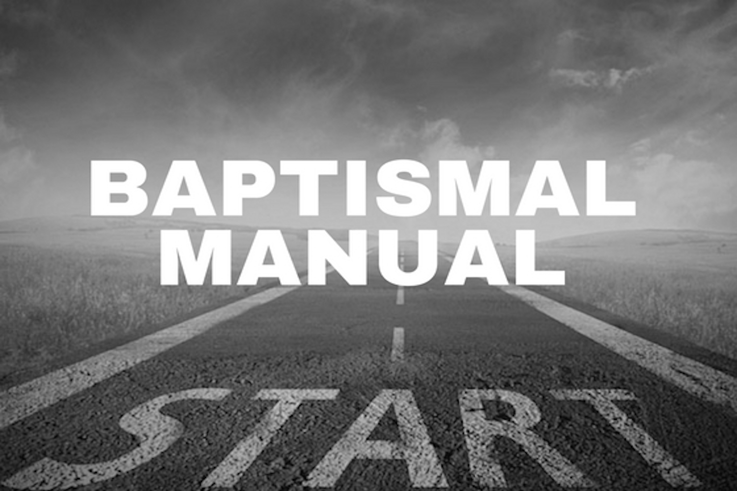 Baptismal Manual