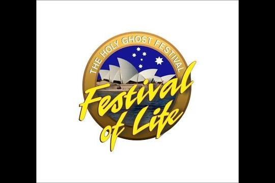 Festival Of Life Australia 2018 Live streaming