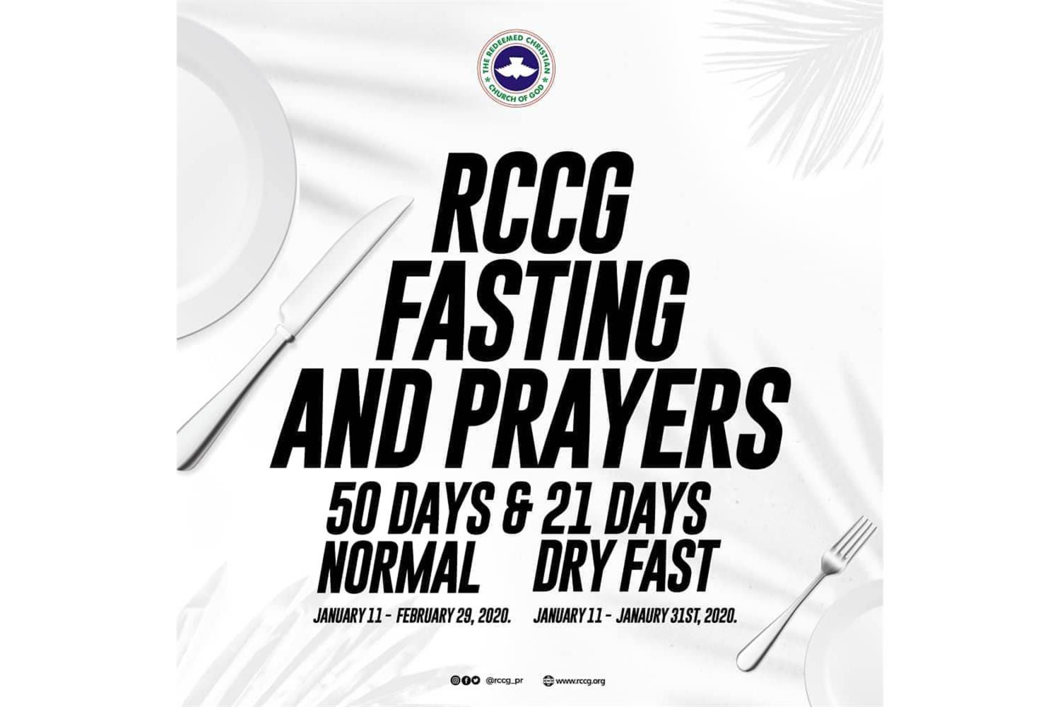 FASTING! FASTING!! FASTING!!!