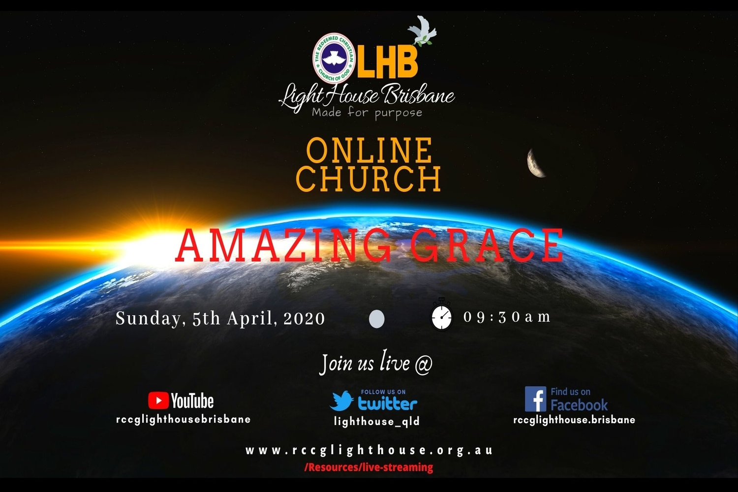 Thankful Sunday - 5th April, 2020