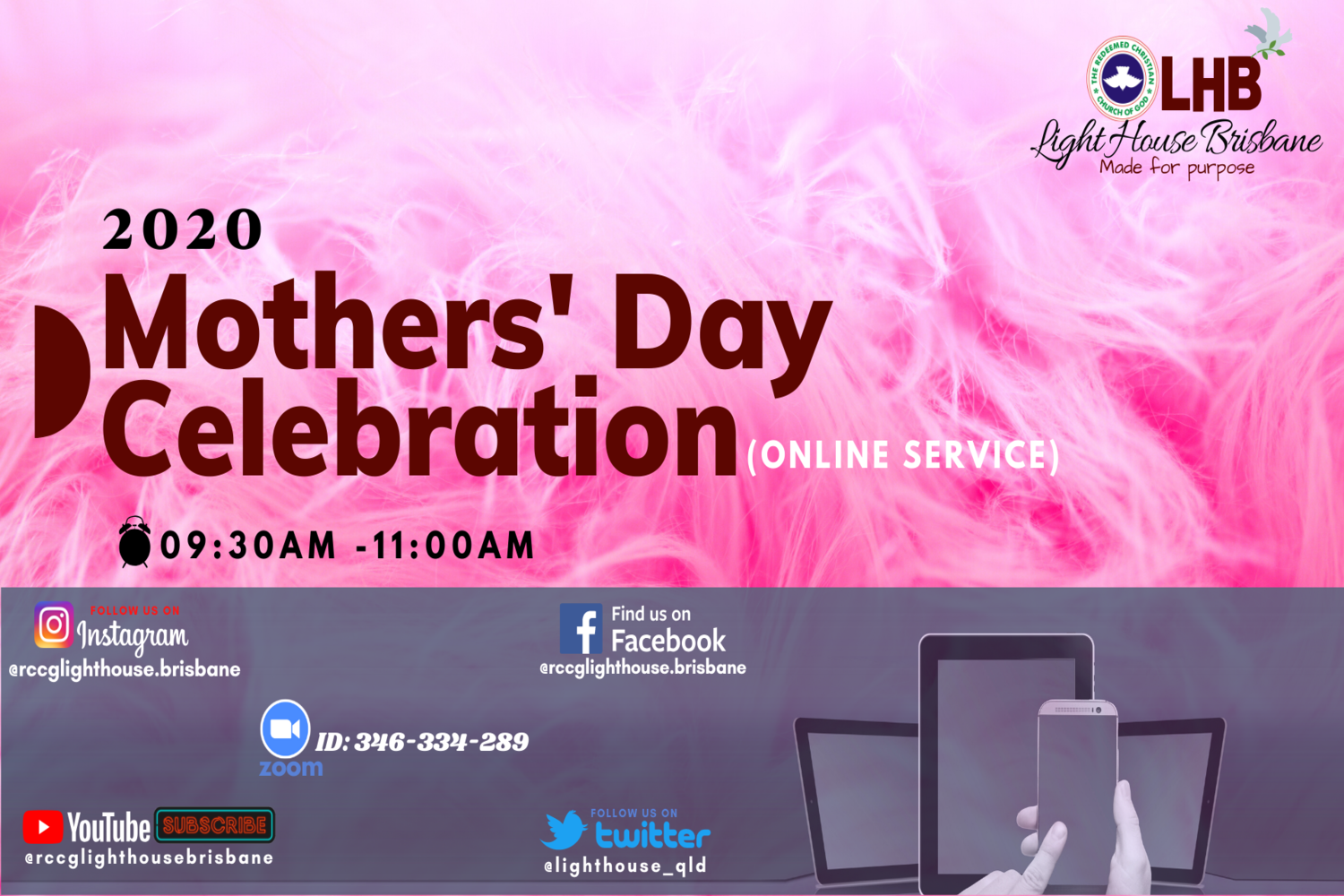 Mother's Day Celebration 2020