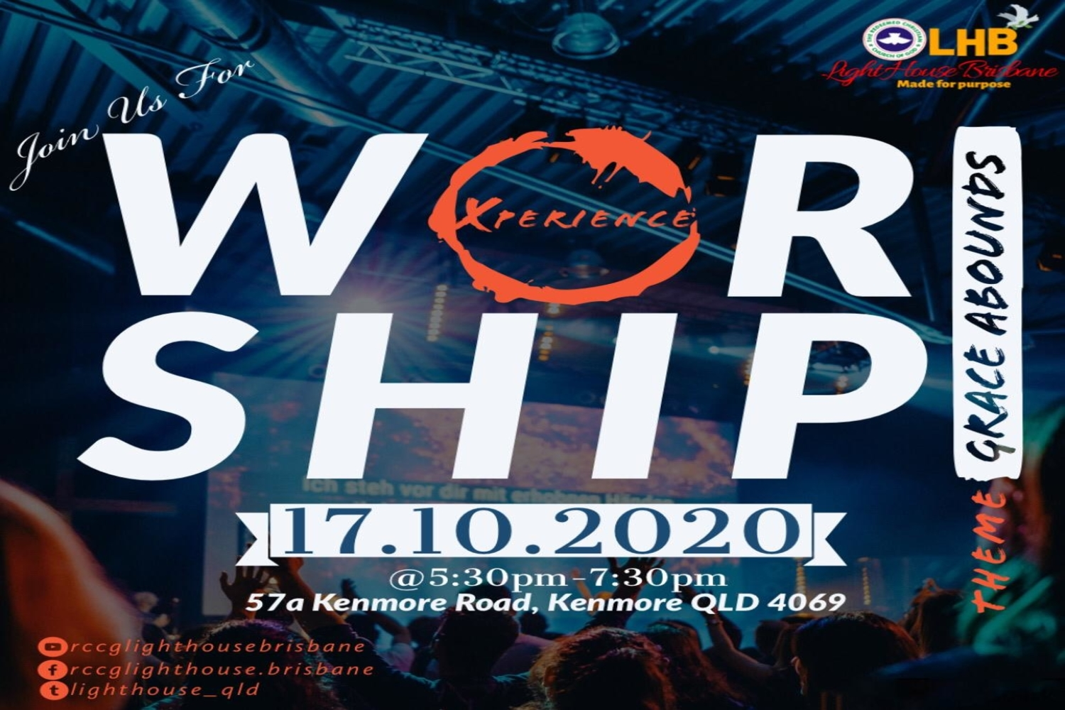Worship Experience October 2020 Edition