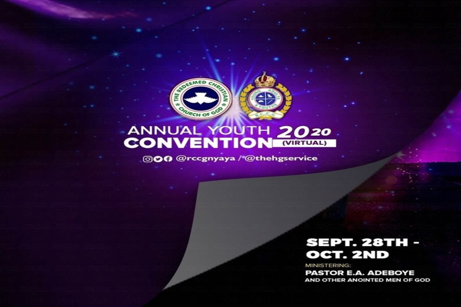 RCCG International Youth Convention Playlist